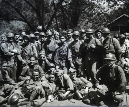 soldados cachondeo